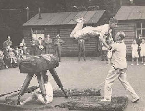 Gymnastics c. 1932