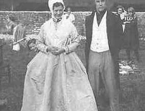 Mr & Mrs Ralph Dixon
