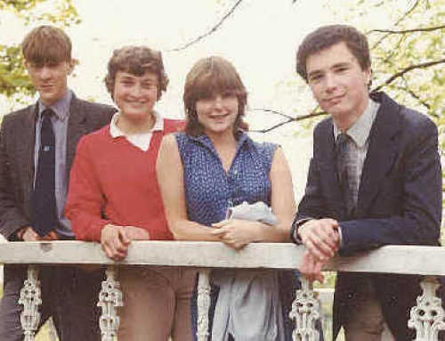 Head Boys & Girls – 1982